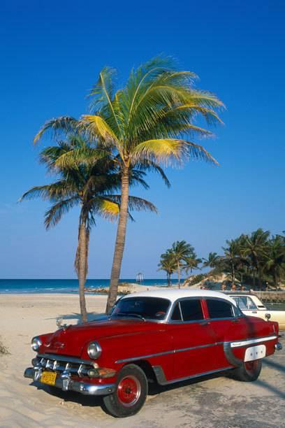 Typisch für Kuba: die vielen Oldtimer
