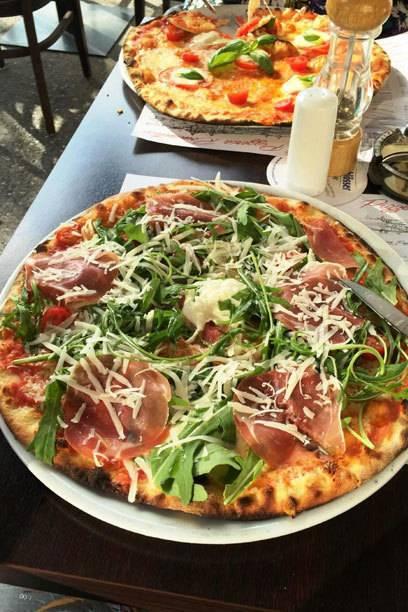 So sieht sie aus, die derzeit beliebteste Pizza Deutschlands!