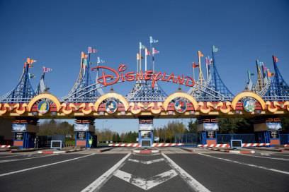 Bis einschließlich Dienstag, den 17. November, bleibt Disneyland Paris geschlossen