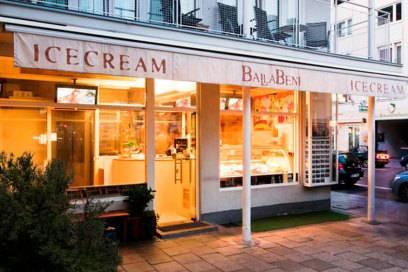 """""""Ballabeni Icecream"""" bietet auch Eiskurse an"""