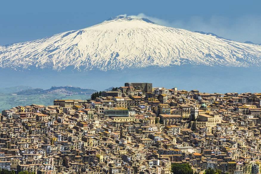 2014 wurde Gangi zum schönsten Dorf Italiens gewählt
