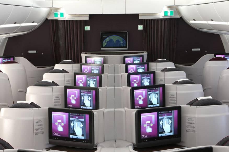So reist man im modernsten Flugzeug der Welt