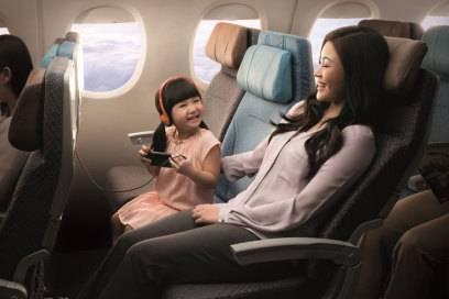 Schneidet auch in vielen anderen Rankings stets gut ab: Singapore Airlines