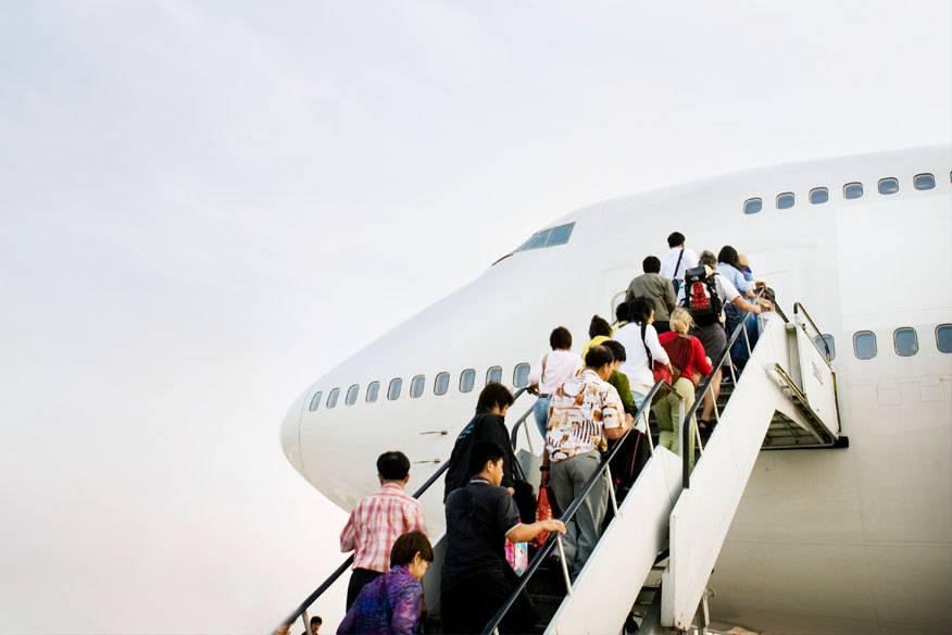 Durch ein optimiertes Boarding können Airlines Zeit und damit auch Geld sparen