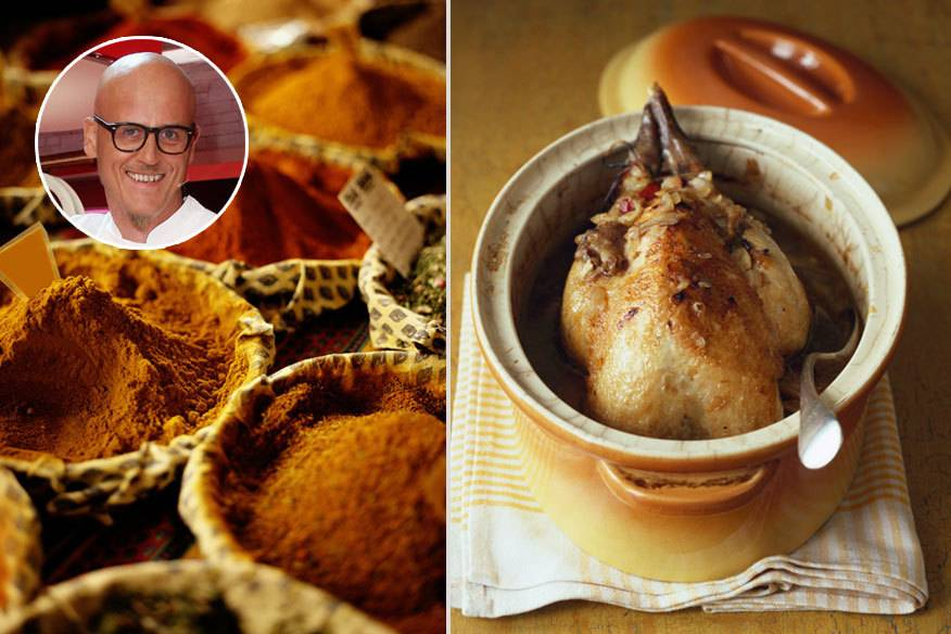 Perlhuhn auf tunesisch ralf zacherl verr t sein rezept for Koch zacherl