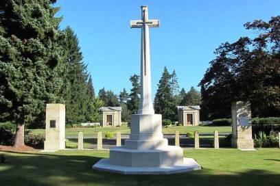 Der Ohlsdorfer Friedhof ist der größte Parkfriedhof der Welt