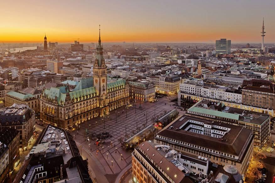 Die Lieblingsstadt der Deutschen: Hamburg