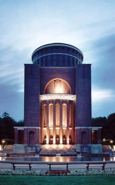 Das Hamburger Planetarium
