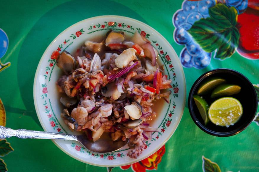 Ceviche – Food-Trend aus Peru. So machst du dein eigenes!