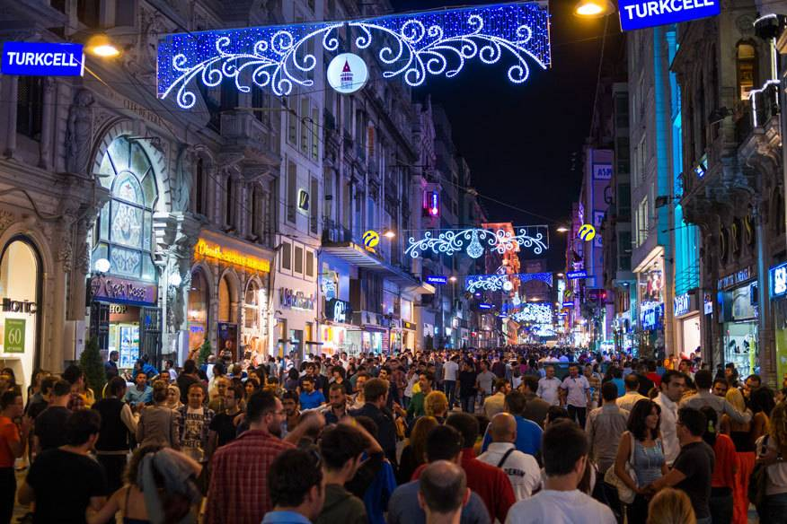 Istanbul bordell Street porn