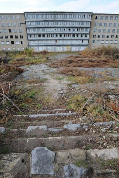 Ewige Baustelle: Seit 79 Jahren ist Prora im Umbau oder Verfall
