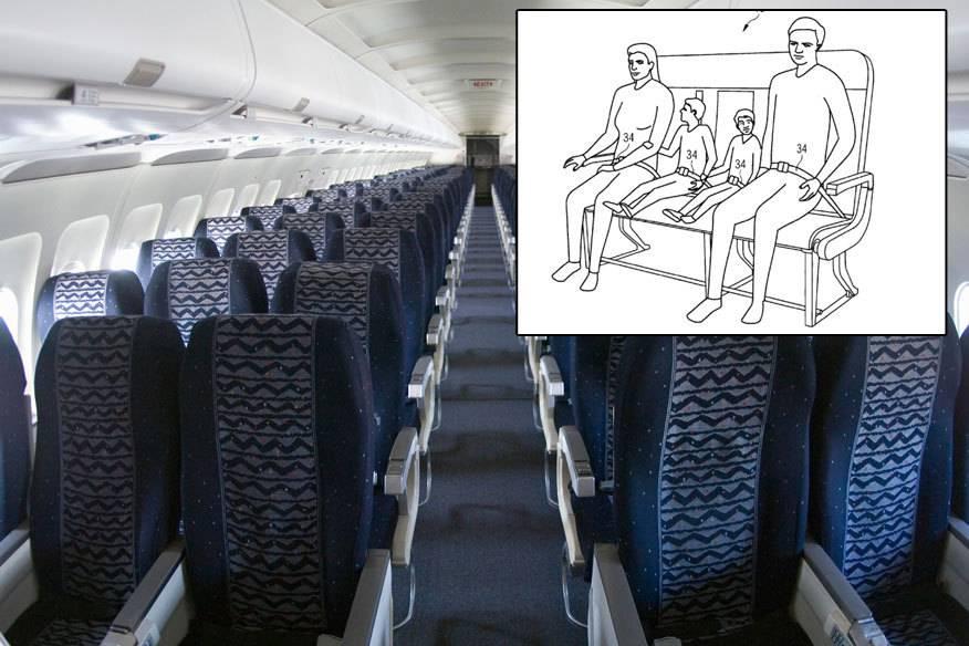 Zwischen zwei und vier Personen sollen auf der Sitzbank Platz haben