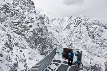 Die Aussicht vom AlpspiX