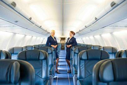 """Die Preise für den """"Luxus""""-Jet samt Bordbesatzung variieren"""