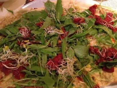 Indische (Naan-)Pizza? Und wie das geht!