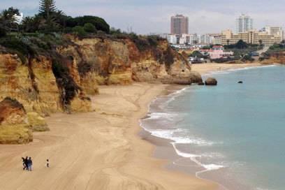 Die Atlantikküste von Portugal ist ein gutes Urlaubsziel für Allergiker