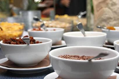 In den allergikerfreundlichen Kommunen finden auch Gäste etwas zu essen, die eine Lebensmittelunverträglichkeit haben