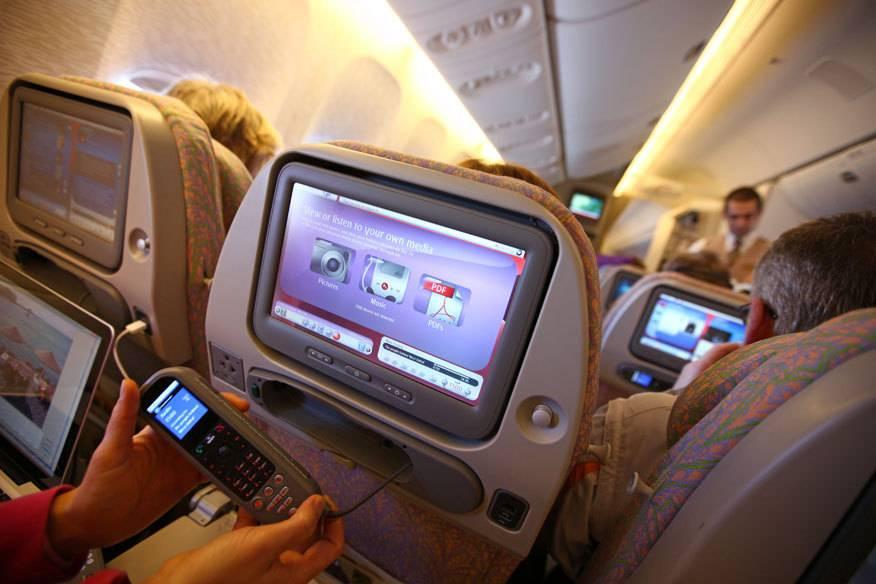 Onboard-Entertainment muss heutzutage abwechslungsreich und ausgewogen sein, um wirklich jeden Passagier anzusprechen
