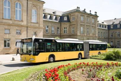 In Stuttgart können Touris mit dem Bus 42 günstig auf Sightseeing-Tour gehen