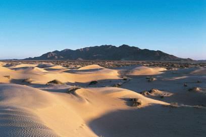 Wüste in Chihuahua
