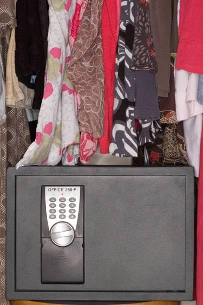 Der Hotel-Safe, der sich meist im Kleiderschrank befindet, ist bei Weitem nicht so sicher, wie viele glauben