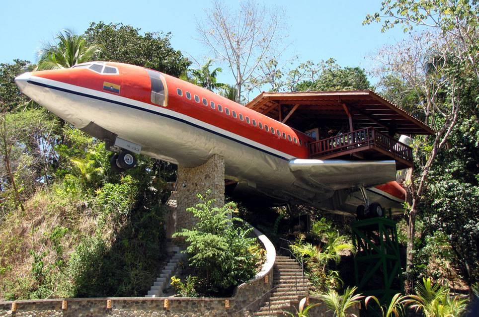 Von Boeing bis Hundebauch: 10 ziemlich außergewöhnliche Hotels ...