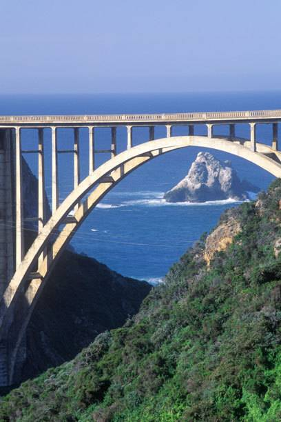 Der Klassiker unter den Roadtrips führt von Los Angeles nach San Francisco – auf dem Highway No. 1