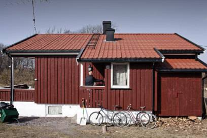 Norwegische Formel statt schwedische Gardinen: Tagsüber können sich die Häftlinge auf Bastøy frei bewegen