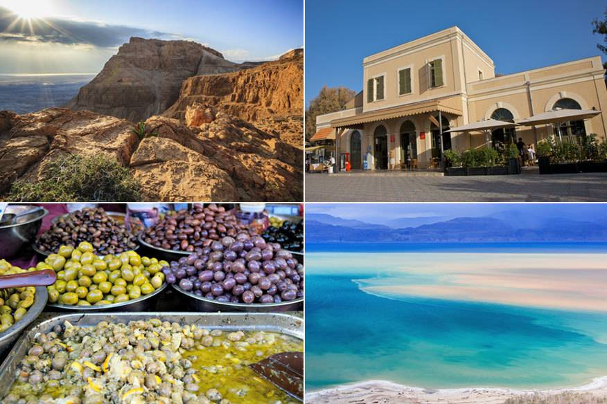 Von Reisebloggern Die 6 Besten Tipps Für Israel Travelbook