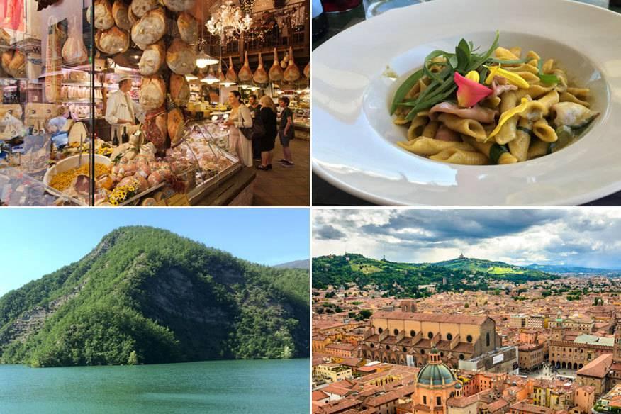 Beeindruckende Städte und Landschaften sowie köstliches Essen: Die Emilia Romagna ist aus vielen Gründen eine Reise wert