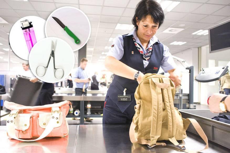 Die Sicherheitskontrollen an Flughäfen weltweit sind streng, und dennoch gibt es einige absurde Gegenstände, die tatsächlich mit ins Handgepäck dürfen
