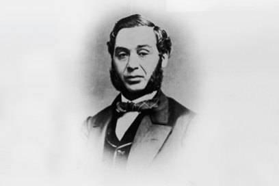 Levi Strauss wurde am 26. Februar 1829 als Löb Strauß in Buttenheim geboren und wanderte 1847 mit seiner Mutter nach Amerika aus