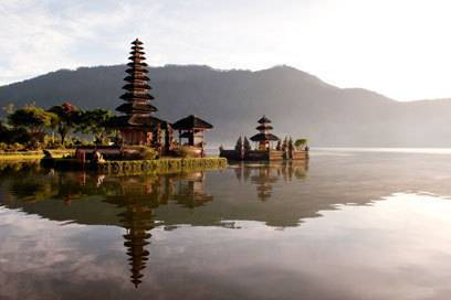 Das Tourismusbüro befürchtet, dass auf Bali die Touristen ausbleiben