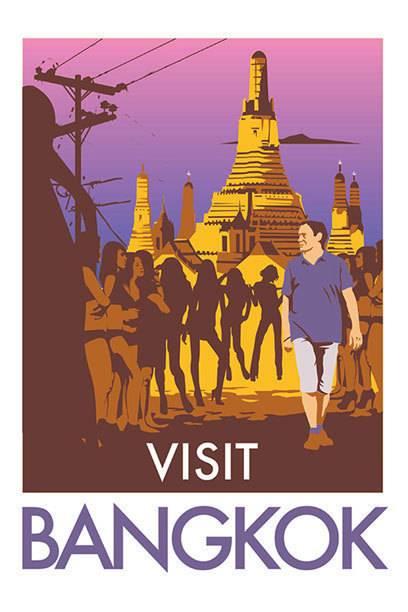 In Bangkok gibt es goldene Tempel, ein aufregendes Nachtleben...und Sextourismus. Meistens sind es Männer aus Europa und den USA, die der Prostituierten wegen nach Thailand reisen. Viele von den Frauen sind minderjährig, werden misshandelt und finanziell ausgebeutet.