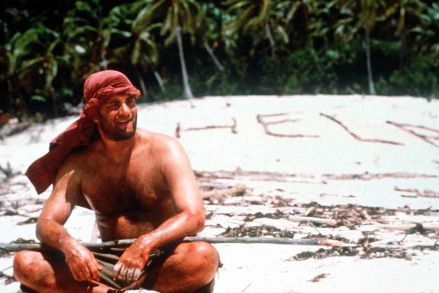 Der weiße Sand, in den Noland (Tom Hanks) im Film einen verzwiefelten Hilferuf schreibt, ist heute bei Tagestouristen sehr beliebt