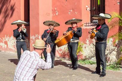 In Mexiko schätzen Ausländer die Freundlichkeit der Einheimischen