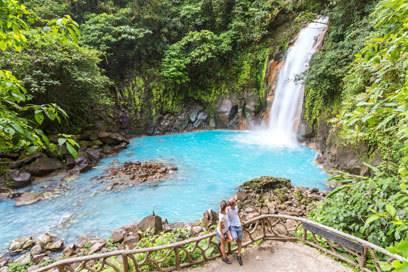 Costa Rica ist für seine Naturschätze bekannt