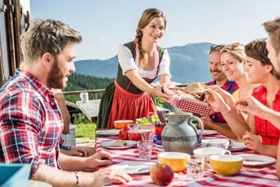 Österreich: Wer hier erst mal angekommen ist, dem geht es bald ziemlich gut