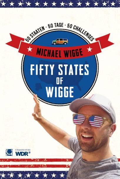 """Das Buch """"Fifty States of Wigge"""" ist in Kooperation mit dem WDR entstanden"""