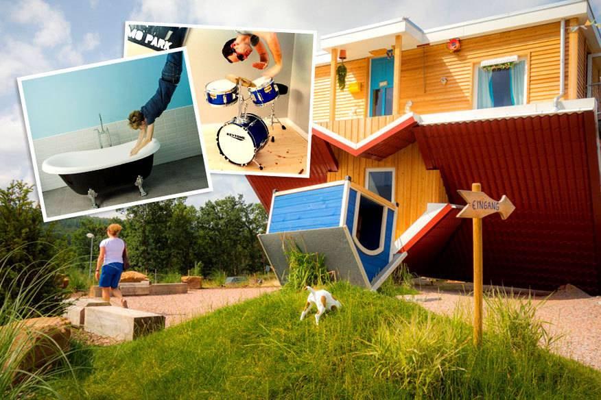Verrücktestes haus der welt  Toppels – das verrückteste Haus Deutschlands   TRAVELBOOK