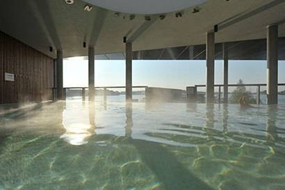 Die 31 Schonsten Wellness Hotels Spas Thermen Travelbook