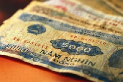 Vorsicht beim Geldwechsel! Um nicht über den Tisch gezogen zu werden, sollte man sein Geld lieber bei seriösen Wechselstuben eintauschen.