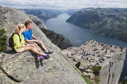 Bei gutem Wetter ist ein Ausflug kaum eine Gefahr. Doch Wanderer wagen sich auch bei widrigen Bedingungen nach oben – und geraten dann häufig in Not.