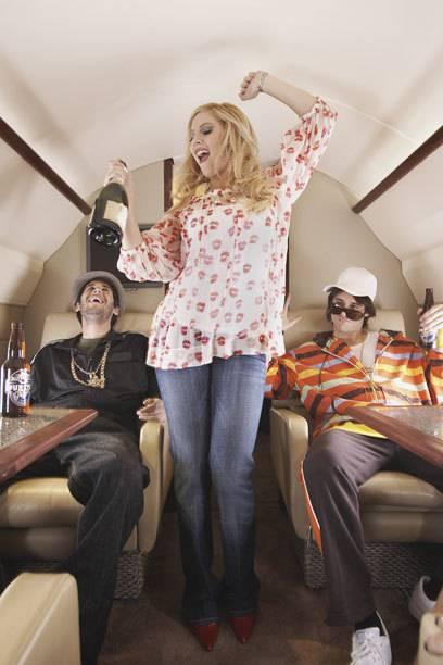 Betrunken an Bord – für die nüchternen Mitreisenden oft wenig lustig