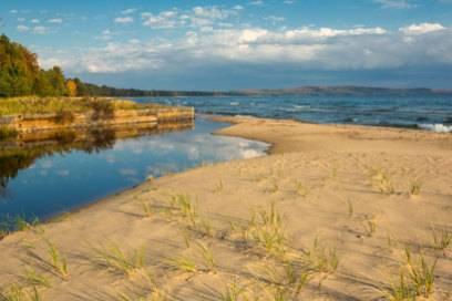 Der Obere See ist der größte der fünf Seen und hat eine hervorragende Wasserqualität