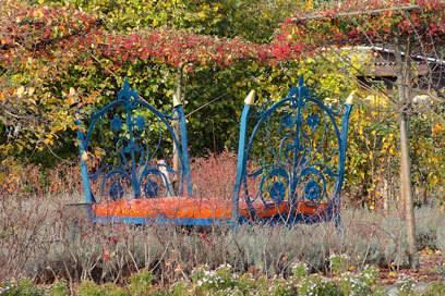 """Das Gartenzimmer """"Traum"""" ist der vielleicht schönste Ort im ganzen Schlosspark"""