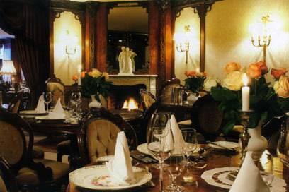 Gemütliche Atmosphäre im Berliner Restaurant Heising