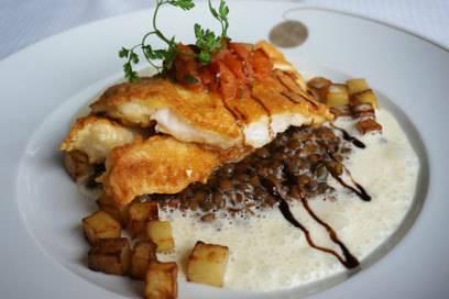 Fisch vom Feinsten gibt es im Fischereihafen-Restaurant