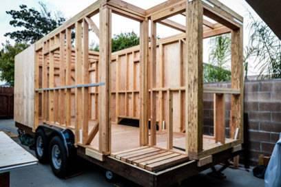 Tiny House Bauen tiny house movement wie mit seinem haus auf reisen gehen kann