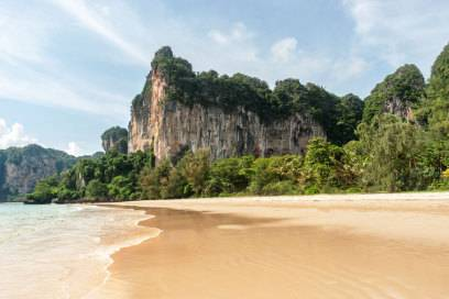 Der Rai Leh oder auch Railay Beach in Krabi